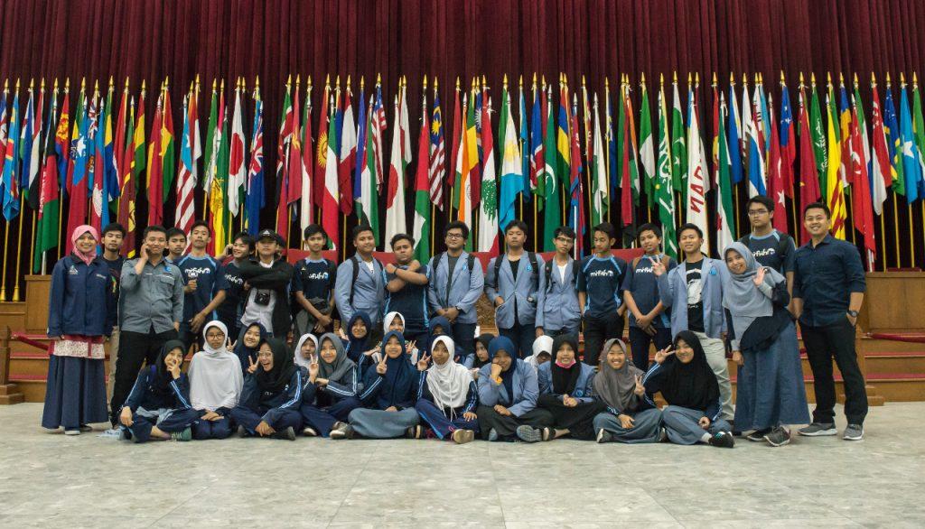Saba Bandung ke Gedung Asia Afrika