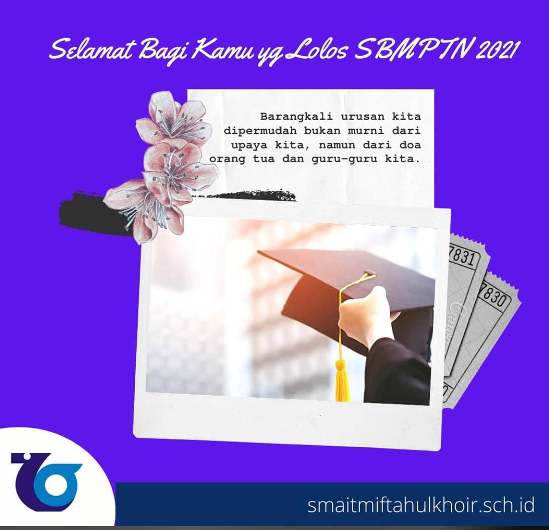 Kelulusan SBMPTN 2021